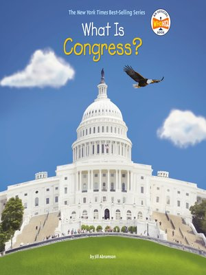 cover image of What Is Congress?