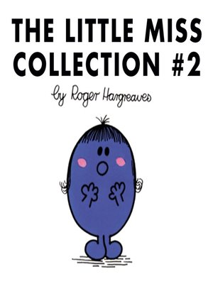 cover image of The Little Miss, Collection 2