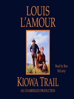 cover image of Kiowa Trail