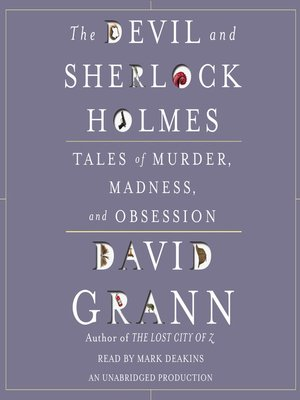 cover image of The Devil and Sherlock Holmes