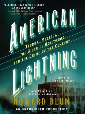 cover image of American Lightning
