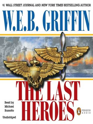 cover image of The Last Heroes
