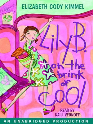 cover image of Lily B. on the brink of cool