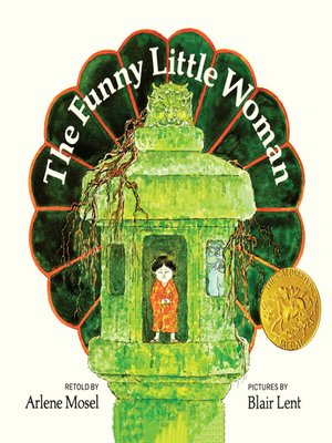 cover image of The Funny Little Woman