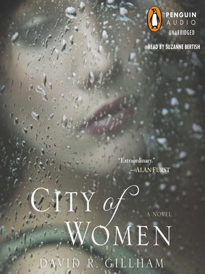 cover image of City of Women