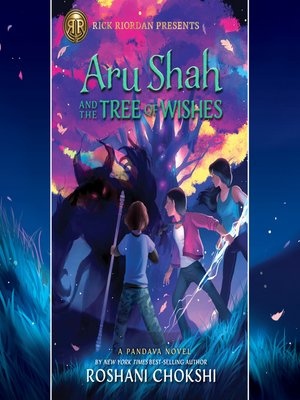 Cover image for Aru Shah and the Tree of Wishes