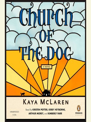 cover image of Church of the Dog