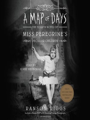cover image of A Map of Days