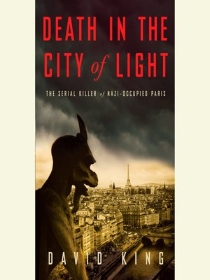 cover image of Death in the City of Light