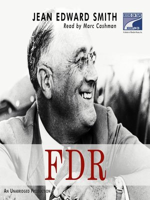 cover image of FDR
