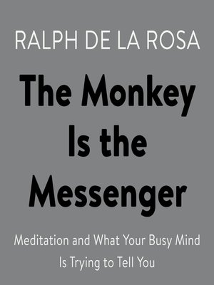cover image of The Monkey Is the Messenger