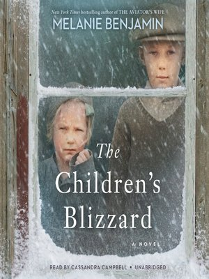 cover image of The Children's Blizzard