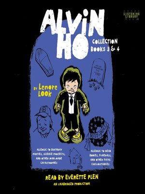cover image of Alvin Ho Collection, Books 3 and 4