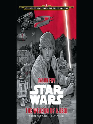 cover image of The Weapon of a Jedi