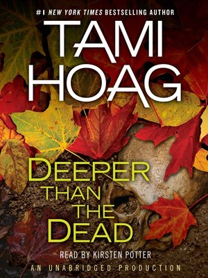 cover image of Deeper Than the Dead
