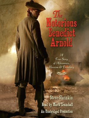 cover image of The Notorious Benedict Arnold