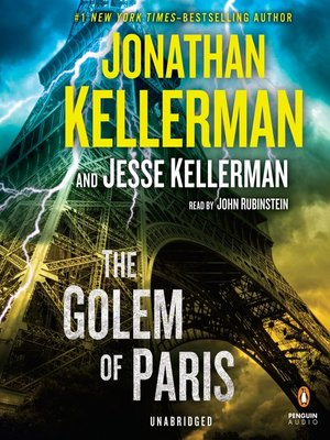 cover image of The Golem of Paris