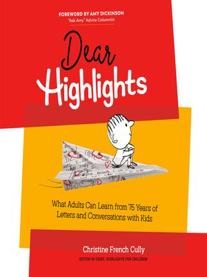 cover image of Dear Highlights