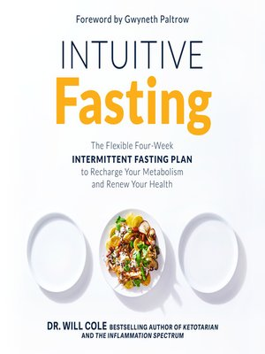 cover image of Intuitive Fasting