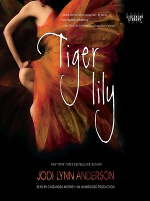 cover image of Tiger Lily
