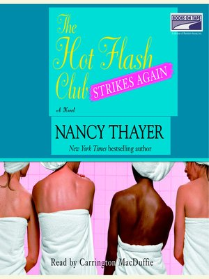 cover image of The Hot Flash Club Strikes Again