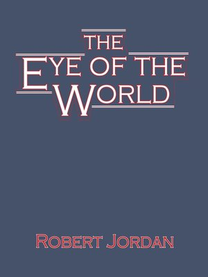 cover image of The Eye of the World