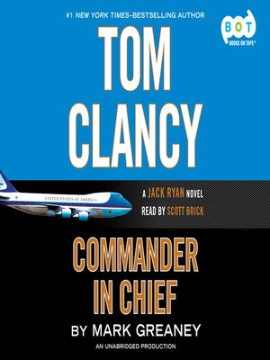 cover image of Commander-in-Chief