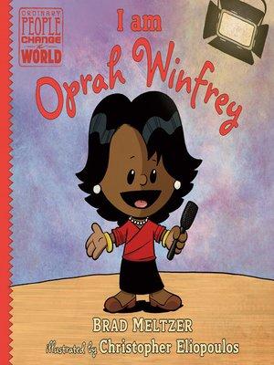 cover image of I am Oprah Winfrey