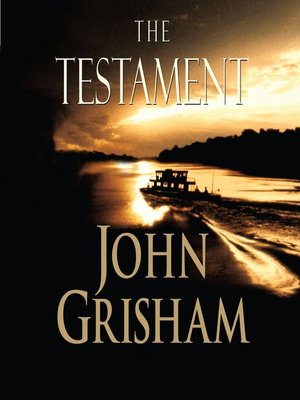 cover image of The Testament
