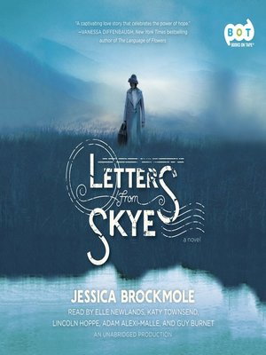 cover image of Letters From Skye