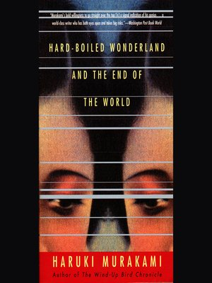 cover image of Hard-Boiled Wonderland and the End of the World