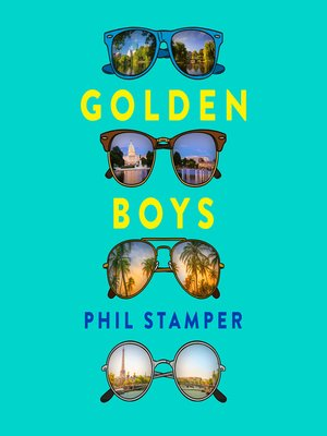 cover image of Golden Boys