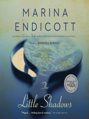 cover image of The Little Shadows
