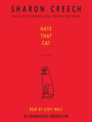 cover image of Hate That Cat