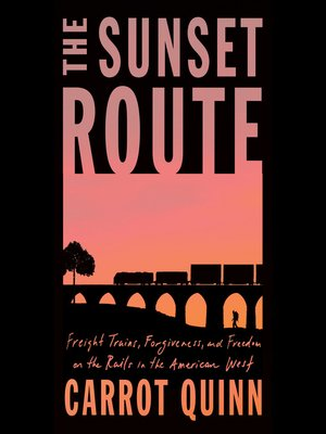 cover image of The Sunset Route