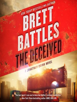 cover image of The Deceived