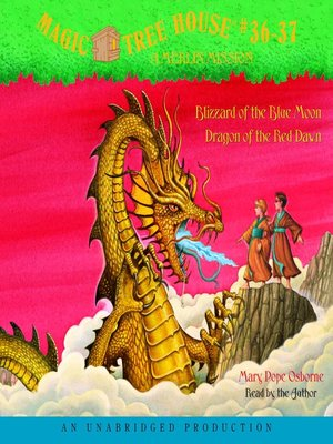 cover image of Magic Tree House, Books 36 & 37