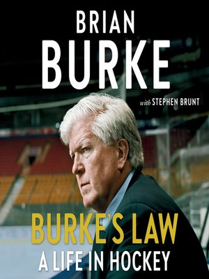 cover image of Burke's Law