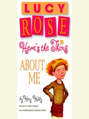 cover image of Here's the Thing About Me
