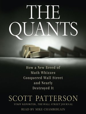 cover image of The Quants