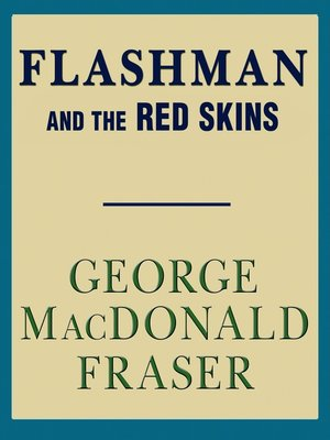 cover image of Flashman and the Red Skins