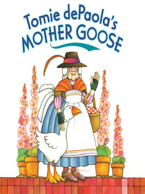 cover image of Tomie dePaola's Mother Goose