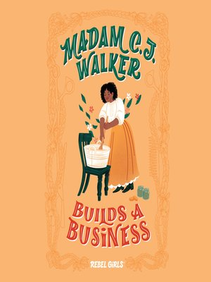 cover image of Madam C.J. Walker Builds a Business