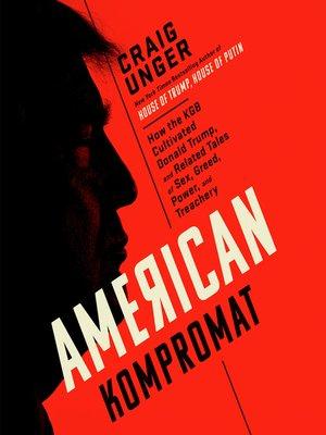 cover image of American Kompromat