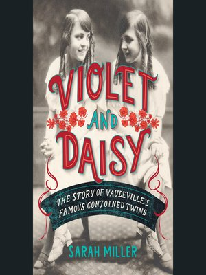 cover image of Violet and Daisy
