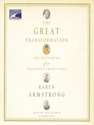 cover image of The Great Transformation