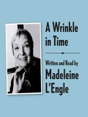 cover image of A Wrinkle in Time Archival Edition