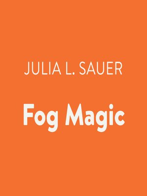 cover image of Fog Magic