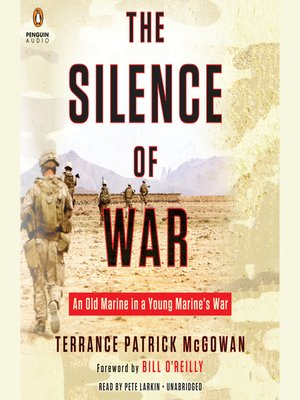 cover image of The Silence of War
