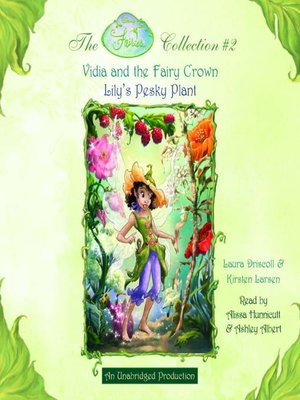 cover image of The Disney Fairies, Collection 2